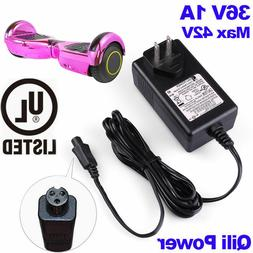 36V Lithium Battery Charger for 2 Wheel Hoverboard Scooter R