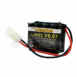 1 x 10.8V 2200mAh NI-MH Rechargeable Battery Pack Cell with