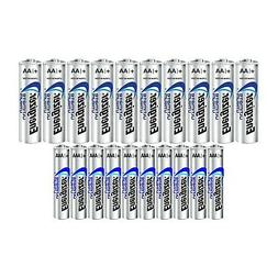 Energizer 10 AA + 10 AAA Ultimate Lithium Long Lasting Leakp