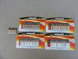 100 + 2 FREE ONES NEW Energizer Max AAA Alkaline Batteries