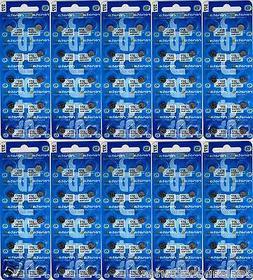 100 Genuine Fresh Renata 377 SR626SW Silver Oxide 1.55v 0% M