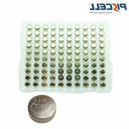 100x LR44 AG13 357 L1154 Batteries Button Coin Cell Battery