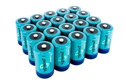 Tenergy 10000mAh D Size High Capacity NiMH Rechargeable Batt