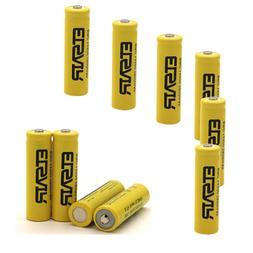 10pcs 2800mAh 14500 Battery Rechargeable Li-ion Lithium 3.7V