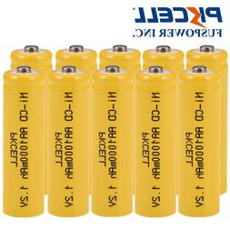 10x AA 1.2V Rechargeable NiCd Double A Battery 1000mAh For S
