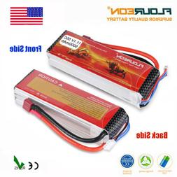 11.1V 5000mAh 3S 55C Lipo Battery Deans Plug for RC Helicopt