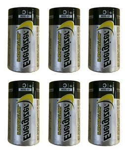 12 Energizer Industrial C Alkaline Batteries  EXP 12-26 Free