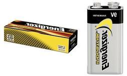 12 pk 9v Energizer Industrial Alkaline Batteries 12 Pack 9 V