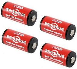 SureFire 123 cr123 CR123A SF123A 3-Volt Lithium Battery