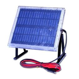 12V 12 Volt Solar Panel Charger for 3.4Ah Toy Car Play Mobil