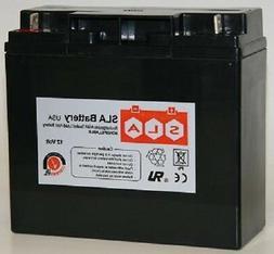 12V 18Ah Sealed Lead Acid Scooter Battery D5745 40648 UB1218