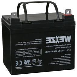 12V 35AH Wheelchair SLA  Battery For 12 Volt 33AH Pride Mobi