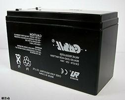 CASIL 12V 7AH CA1270 Alarm Battery Replaces 7Ah GE Security
