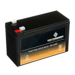 12V 7AH Sealed Lead Acid SLA Battery for Home Alarm Security