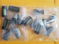 14 pack Panasonic CR123A CR123 CR 123 Lithium 3V Batteries