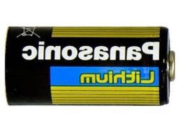 48-Pack Panasonic CR123A 3 Volt Lithium Batteries  - Great w