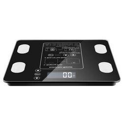180kg/100g Digital Body Fat Scale Health Analyser Weight Sca