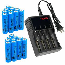 18650 Battery Ultra 5000mAh Fire Li-ion 3.7V Rechargeable Fo