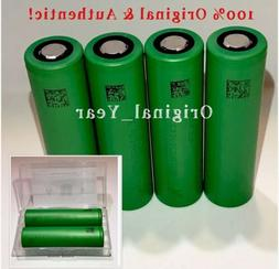 4 Sony VTC4 18650 30A 3.6V High Drain Rechargeable Battery F