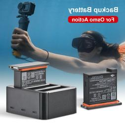 1pc 2pcs 1300mah battery with case