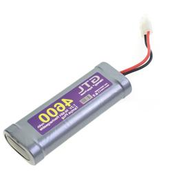 1pc GTL 7.2V 4600mAh Ni-Mh Rechargeable Battery Pack For RC