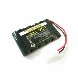 1pcs 7.2V 2200mAh NiMH Rechargeable Battery Pack Ultracell T
