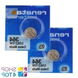 2 364 sr621sw batteries silver 1 55v