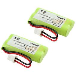 2 Cordless Home Phone Battery Pack for VTech BT166342 BT2663