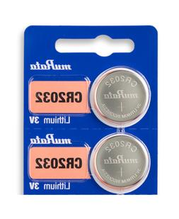 2 Pc New Fresh SONY CR2032 DL2032 CMOS Lithium 3V Watch Batt