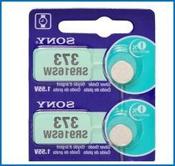2 Pcs Sony 373 SR916SW Watch Batteries silver oxide SR916SW