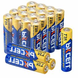 Count 20 AAA Batteries R03P UM-4 E92 1.5V Triple A Zinc-Carb