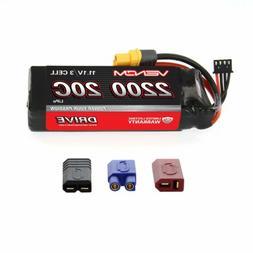 20 Cell 11.1V 2100mAh 3S LiPo Battery