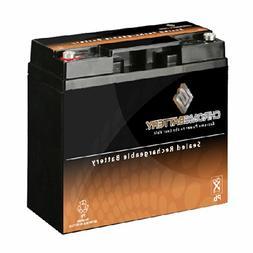 12V 20AH T6 SLA Battery replaces UB12220 51913 12896 ub12180