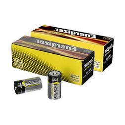24 Energizer Industrial C Alkaline Standard Batteries 1.5v