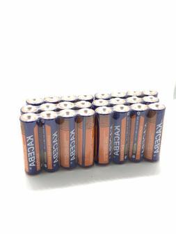 24 Pack AA Batteries Extra Heavy Duty 1.5v. Wholesale Lot Ne