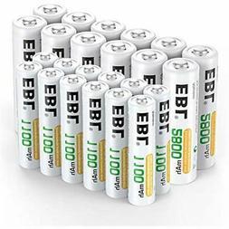 "24 Sets Rechargeable Batteries  """