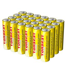 24pcs Solla AA 1000mAh 1.2V NiMH Rechargeable Batteries for
