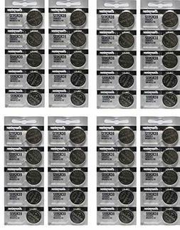 25 Energizer 2032 Battery CR2032 Lithium 3v