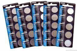 25 x Rayovac CR2032 3V Lithium Batteries DL2032 ECR2032 EXP