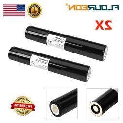 2PCS 3.6V 3000mAh Ni-MH Flashlight Batteries For Streamlight