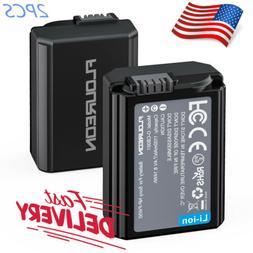 2X NEW Battery For Sony Camera A6500 A7 A7RII A5100 X10 IV R