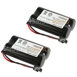 2x NEW Home Phone Battery for Uniden BT-1007 BT1007 BP904 BT