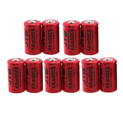 3.7v Rechargeable CR123A 2300mAh 16340 Battery For Torch Las