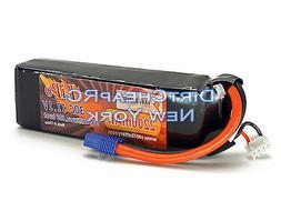 11.1V 2200mAh 30C LiPo Battery Pack w/ EC3 EC-3 Blade 350 QX