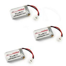 Tenergy 31496 3.7V 380mAh LiPO Battery FOR Hubsan X4 / Traxx