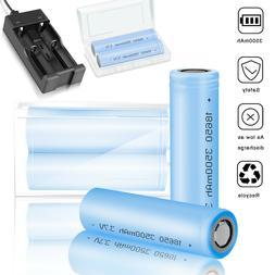 3500mAh 18650 Rechargeable Li-on Batteries 3.7V Battery For