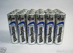 36 FRESH NEW AA Energizer Ultimate Lithium L91 Batteries EXP