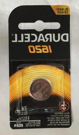 36 x Duracell Lithium CR1620 3V Coin Cell batteries DL1620 L