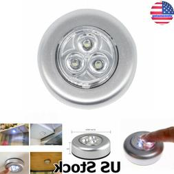 3LED Closet Lights Under Cabinet Battery Powered Wireless Pu