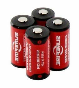 Surefire  123A Lithium 3V Batteries for Flashlights #SF4-BB